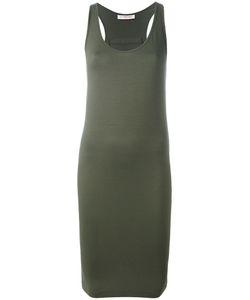 A.F.Vandevorst | Flat Dress 40 Viscose/Spandex/Elastane