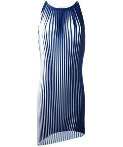 Stefano Mortari | Pleated Tank Dress 40 Polyester