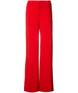 Adam Lippes | Wide Tailo Trousers 0 Polyester/Spandex/Elastane/Acetate/Viscose