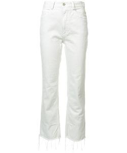Rachel Comey   Cropped Trousers 6 Spandex/Elastane/Cotton