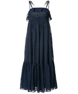 Co | Плиссированное Платье Шифт