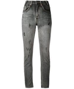 One Teaspoon | Cropped Super Skinny Jeans