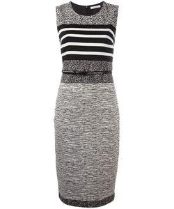 Max Mara | Printed Dress 44 Polyamide/Spandex/Elastane/Viscose/Acetate