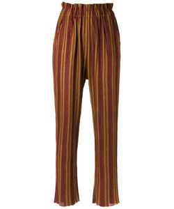 Gig | Striped Knit Trousers