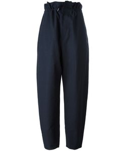 Stella Mccartney | Paperbag Waist Baggy Trousers Size 38