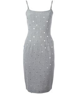MOSCHINO VINTAGE | Studded Dress 40