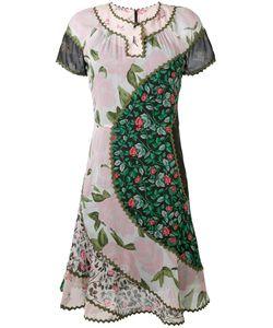 COACH | Платье С Цветочными Рисунками