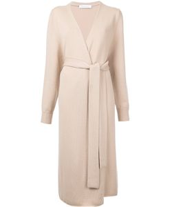 RYAN ROCHE | Cashmere Long Belted Cardigan