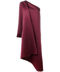 Solace | Satin One-Shoulder Dress Size 12