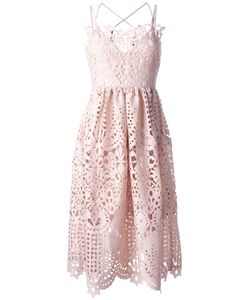 Perseverance London | Fla Lace Dress Size 8 Polyester