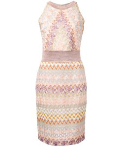 Missoni | Signature Print Fitted Dress