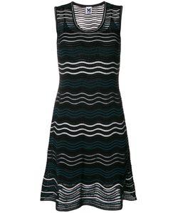 Missoni | Вязаное Платье Без Рукавов M
