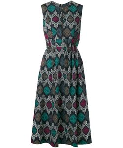 Hache | Printed Flared Dress Size 44