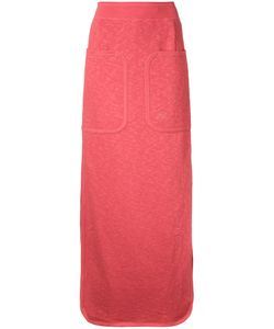 Theatre Products   Side Slit Sweat Skirt