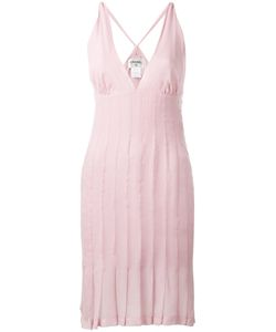 Chanel Vintage | Pleated Skirt Dress Size