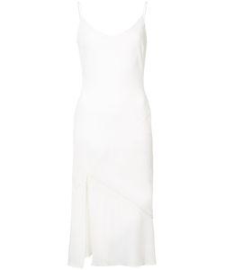 Black Halo   Side Slit Cami Dress