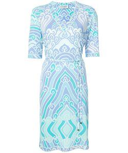 Leonard | Printed V-Neck Dress