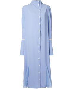 N Duo   Button Down Dress Women
