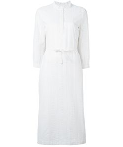 A.P.C. | A.P.C. Perforated Shirt Dress Size 34