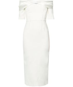 Gabriela Hearst | Off Shoulder Fitted Gown Size 40