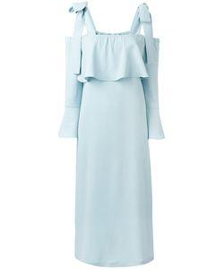 Ganni | Cut-Out Shoulder Shift Dress Size 38