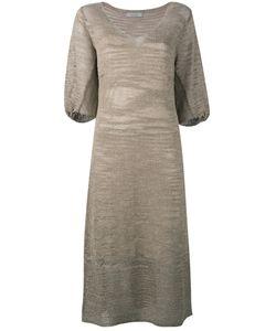 D.exterior | Knitted V-Neck Dress Size Medium