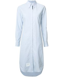 Thom Browne | Striped Detail Shirt Dress 42 Cotton