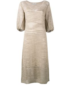 D.exterior | Knitted V-Neck Dress Xl