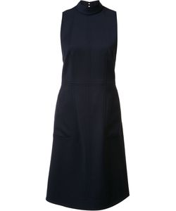 Gabriela Hearst | High Neck Fla Dress 42 Silk/Virgin Wool/Spandex/Elastane