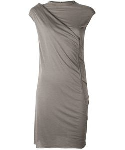 Rick Owens Lilies | Draped Fitted Dress
