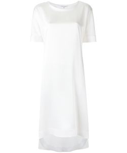 GLORIA COELHO | Asymmetric Dress Medium Acetate/Polyester