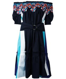 Peter Pilotto | Bardot Guipare Lace Trim Dress