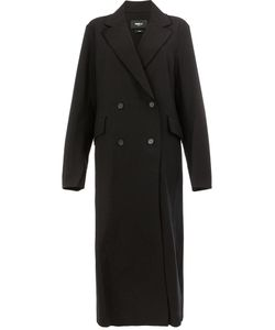 Yang Li | Long Double-Breasted Coat