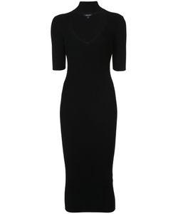 Cushnie Et Ochs | Платье Миди С Чокером