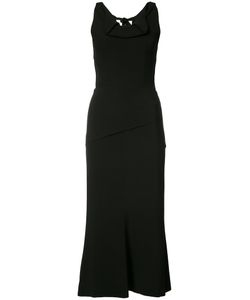 Roland Mouret | Ruffled Midi Dress