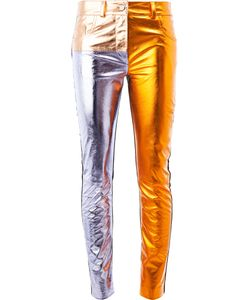Haider Ackermann | Patchwork Skinny Trousers Size 36