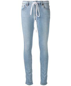 OFF-WHITE | Diagonals Tulip Jeans 27
