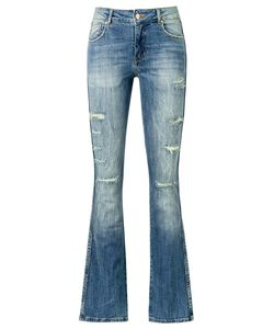 Amapô | Distressed Flared Jeans Size 42