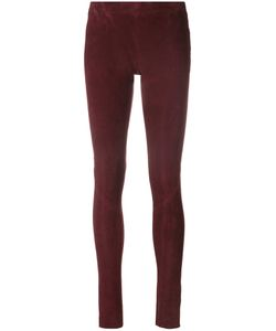 Arma | Textured Skinny Trousers Women