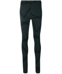 Toteme | Printed Legging Trousers