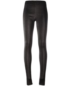 AREA | Textu Leggings Large Cotton/Polyamide/Polyester