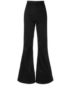 Amapô | High Waist Flared Trousers