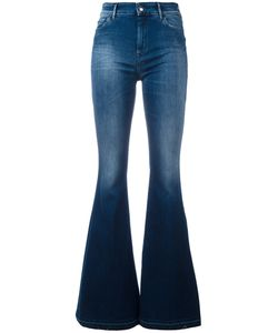THE SEAFARER | Stretch Flared Jeans Size 25