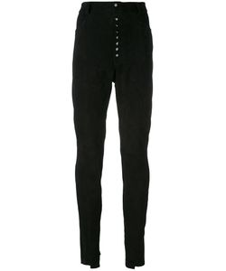 Manokhi | High Waisted Trousers 38