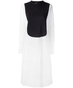 Y-3 | Paneled Shirt Dress Small Cotton