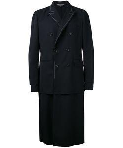 COMME DES GARCONS HOMME PLUS | Comme Des Garçons Homme Plus Laye Double-Breasted Coat Large