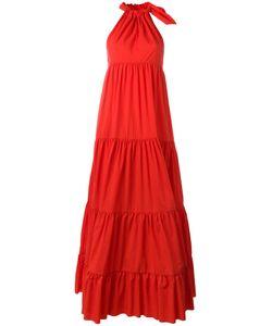 Marques Almeida | Marquesalmeida Fla Maxi Dress 8 Polyamide