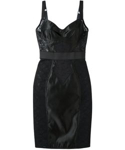 Dolce & Gabbana | Lace Panel Bustier Dress