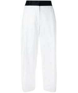 Alberto Biani | High-Waisted Trousers 44