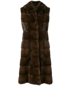 Liska | Fur Detail Coat